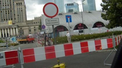 Zablokowany dojazd do KDT