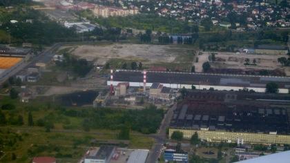 Warszawa z lotu ptaka 3