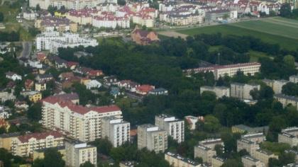 Warszawa z lotu ptaka 4