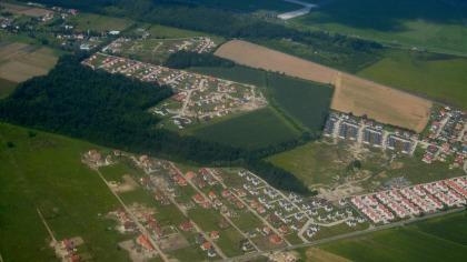 Widok z lotu Wrocław 4