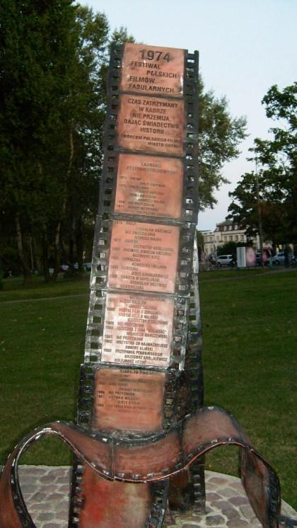 Pominik festiwalowy Gdynia