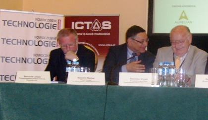 Konferencja NAFTA GAZ 2009 Polska -Roska