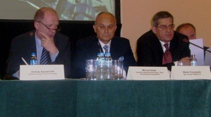 Szczesniak Kaliski Kosewski Konferecja NAFTA GAZ 2009