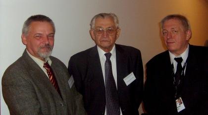 Geopolityka Prof. Leszek Moczulski  po środku