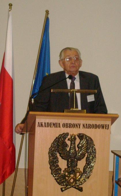 Geopolityka wykład prof Leszka Moczulskiego PAN