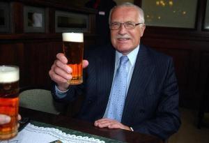 Piwo Waclav Klaus