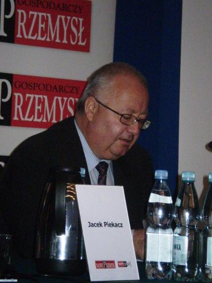 Jacek Piekacz Konferencja Katowice 20.11.2009