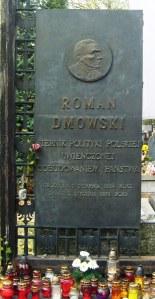 Grób Romana Dmowskiego