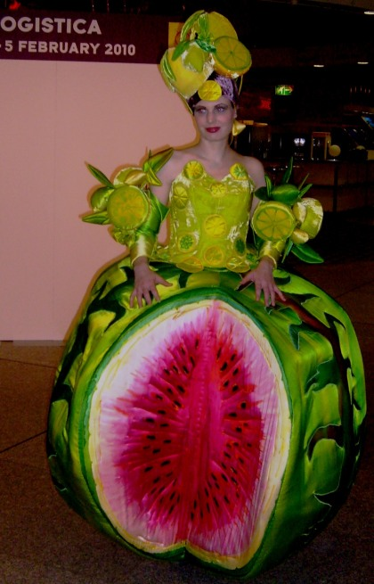Miss Water Melon