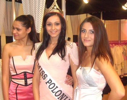 Miss Polonia 2010 Targi Mody