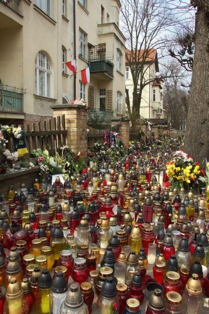 Dom Kaczynskich w Sopocie