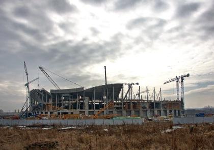 Gdzie budują stadion na EURO 2012 - zagadka foto