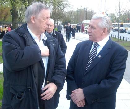 Wywiad red. Wojciech Jaroń - Przewodniczący Samoobrony Andrzej Lepper