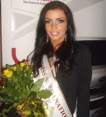 Miss Hiszpani Itasansne Ayensa