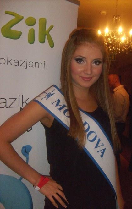 Miss Mołdowy Doina Cosciug 28.08.2010 Płock