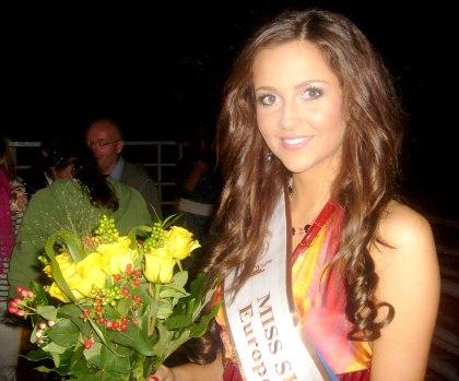 Miss Polski i Eurpy Supranational Anna Jamróz Polska