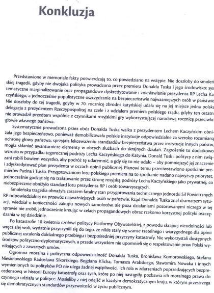 Konkluzja Memoriału na Zgromadzenie Obywatelskie