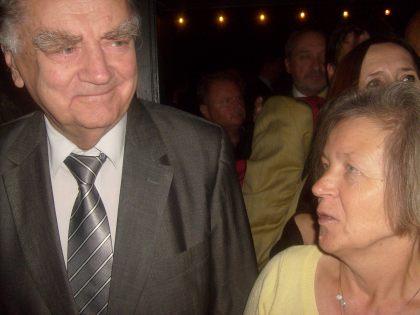 Premier Jan Olszewski w rozmowie z Ufką blogierka z Salonu 24.pl 10.09.2010