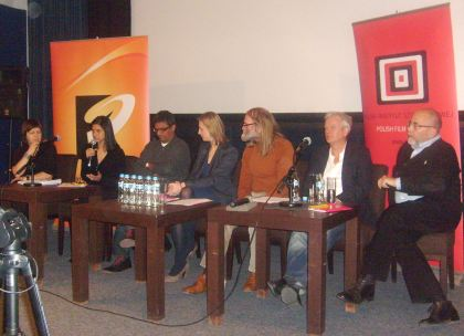 PISF Workshp for Indian and European film producer Warszawa