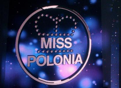 Logo MISS POLONIA 2010 Łódź 11.12.2010