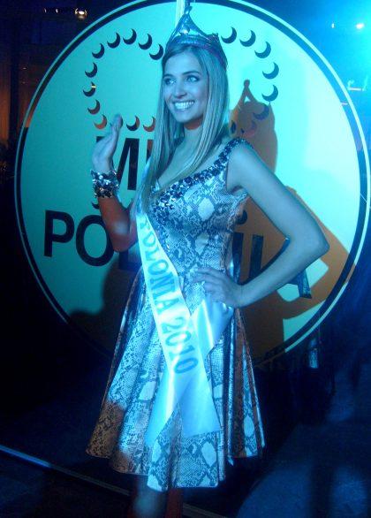Miss Polonia 2010 Rozalia Mancewicz