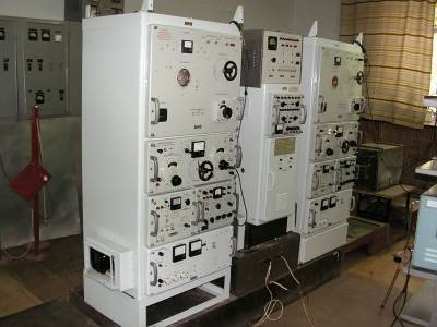 Radiostacja NDB naziemna