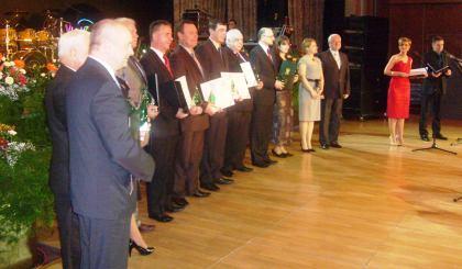 Nagradzani laureaci XII Konkursu 04.02.2011 Finał Hotel Victoria Warszawa
