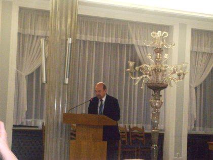 Przemawia Profesor Ryszard Antoni Legutko