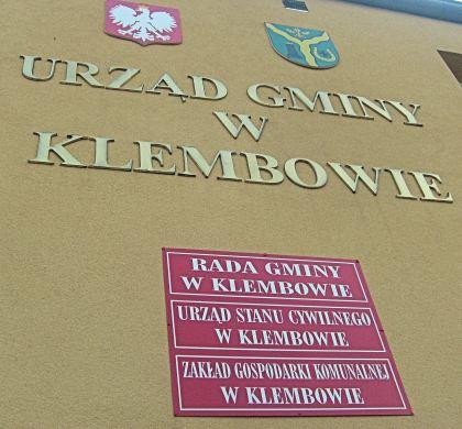 Urząd Gminy w Klembowie pow. wołomiński