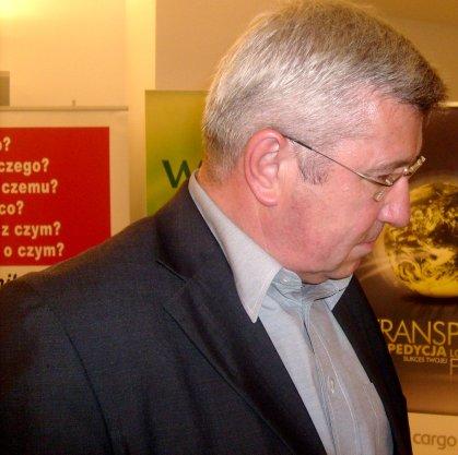Jan Dworak po dyskusji panelowej - 30 lat Tygodnika Solidarność