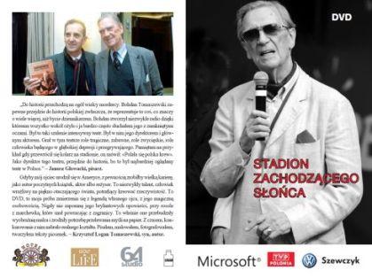 Bogdan Tomaszewski senior z synem Krzysztofem Loganem Tomaszewskim