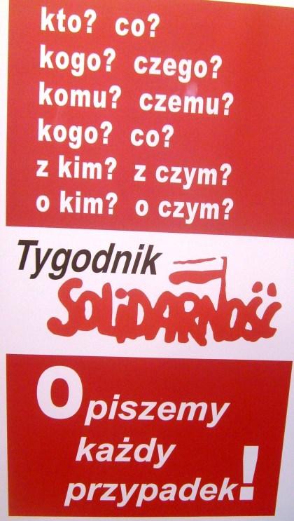 Logo konferencji 30 lata Tygodnika Solidarność
