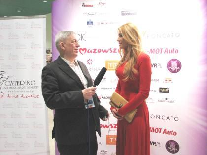 Wywiad Rozalia Mancewicz & red. Wojciech Jaroń